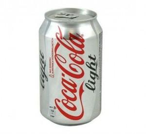 Cocacola Light 330ml