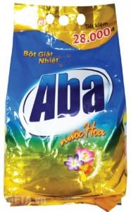 Aba Detergent Powder Perfume 720gr