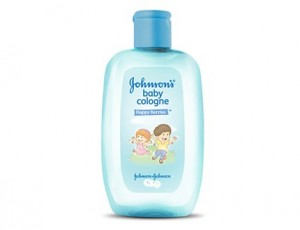Johnsons baby Cologne Happy Barries 125ml