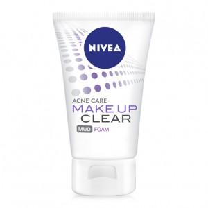 Nivea Acne Care Make up Clear Mud Foam 100g