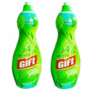 Gift Dishwash Green Tea 800ml
