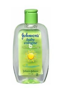 Johnsons baby Cologne Summer Swing 125ml