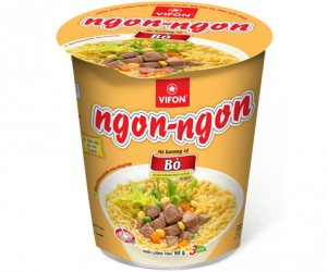 Beef Noodle Cup 60g