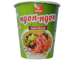 Sour and Spicy Shrimp  Noodle Cup 60g