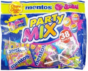 Mentos Big babol party mix 288g