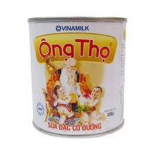 Mr.Tho  Condensed Milk White 360g