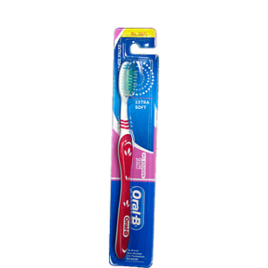 Oral B Extra soft 40 Allrounder Micro – Thin clean   2pc/pack, 12pack/box, 8box/case