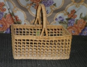 Bread Tray & Basket 3