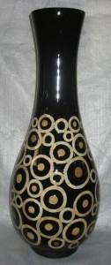 Lacquer Vase 4
