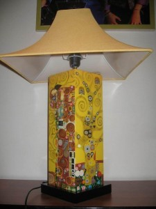 Lamp Base 1