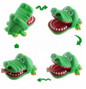 Ministry of dental visits crocodile games OEM (Green)