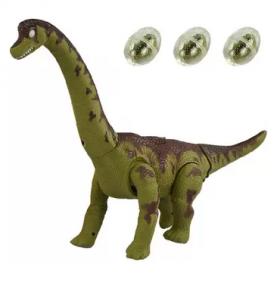 Toys Jurassic Park dinosaurs laid eggs