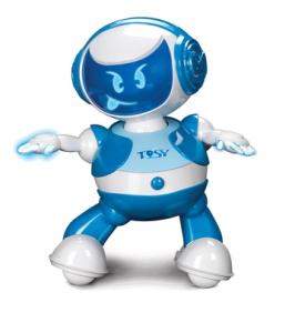 Robot Tosy Discorobo new version (Blue)