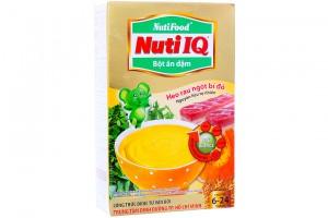 Nuti IQ Infant Cereal pork, vegetables shrinkage, pumpkin