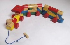 Assembling trains