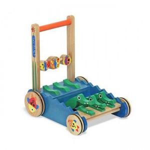 Crocodile go-cart