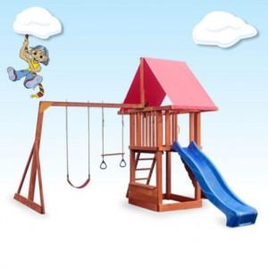 Slide Swing house