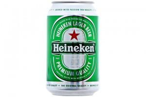 Beer Heineken Can 330ml