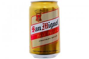 Beer San Miguel Can 330ml