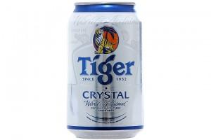 Beer Tiger Crystal Can 300ml