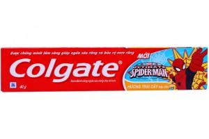 Colgate Spider-Man Toothpaste
