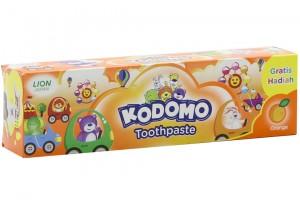 Kodomo Kiddy Orange Flavor 45g Toothpaste