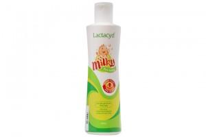 Baby Wash Lactacyd Milky 250ml