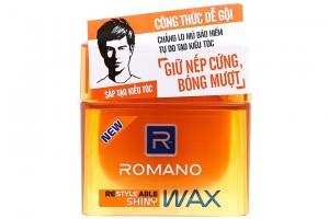 Hair Gel Romano Shiny 68g