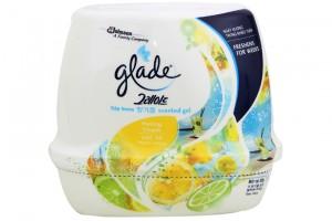 Scented Gel Glade Lemon 180g