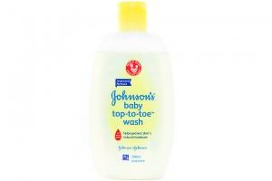 Body wash Johnson's Baby Top-to-Toe 100ml