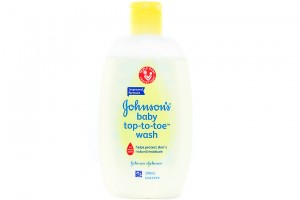 Body Wash Johnson's Baby Top-to-Toe 200ml