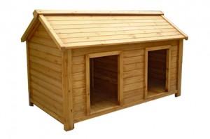 wood house pet