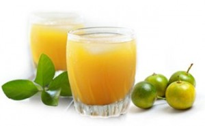 Frozen Calamondin juice