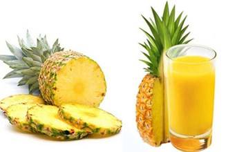 Frozen Pinapple Juice