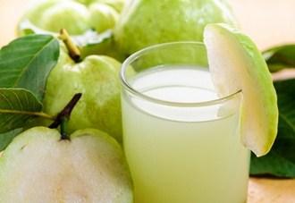 Frozen guava juice
