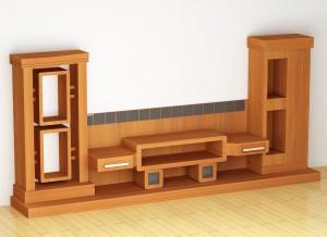 TV Shelf  32