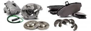 Bearings for car 1