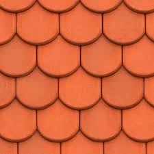Roof tile texture