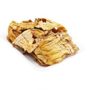 Dried bamboo
