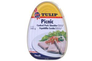 Picnic Cooked Pork Shoulder Espaldilla Cocida