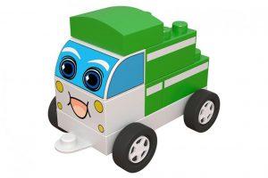 Sanitation Vehicles Toy