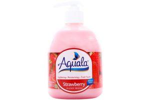 Aquala Strawberry Handwash