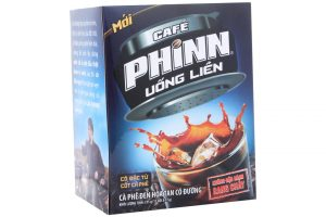 Instant Coffee Phinn Bag 17g (box 15 bag)
