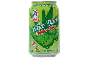 Aloe Fruit Juice Chuong Duong Can 330ml