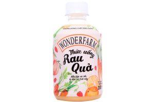 Fruit Juice Wonderfarm Bottle 280ml