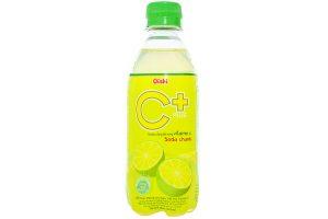 Fruit Drink Oishi C+ Lemon Flavor 350ml