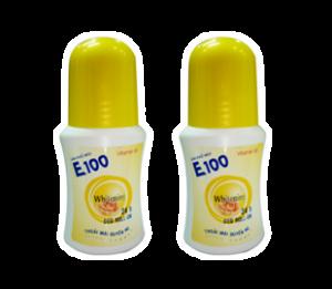 E100 Whitening Yelow Lable Deodorant