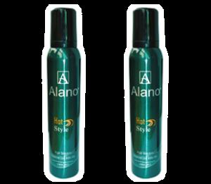Alano hair gel
