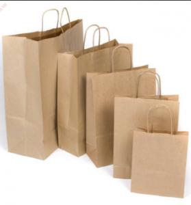 Kraft Paper Bag 02 Made in Vietnam