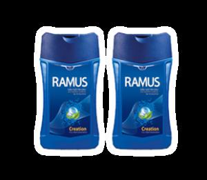 Ramus Cool Mint Shampoo Bottle